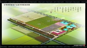沙海明珠生态农业园区规划设计