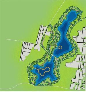 巨野白虎山生态农业度假观光园规划设计