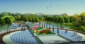 汶上县莲花湖农博园设计方案