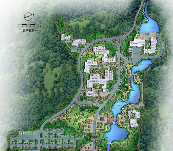 生态农业园区