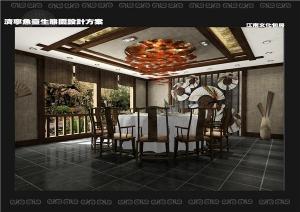 生态餐厅规划